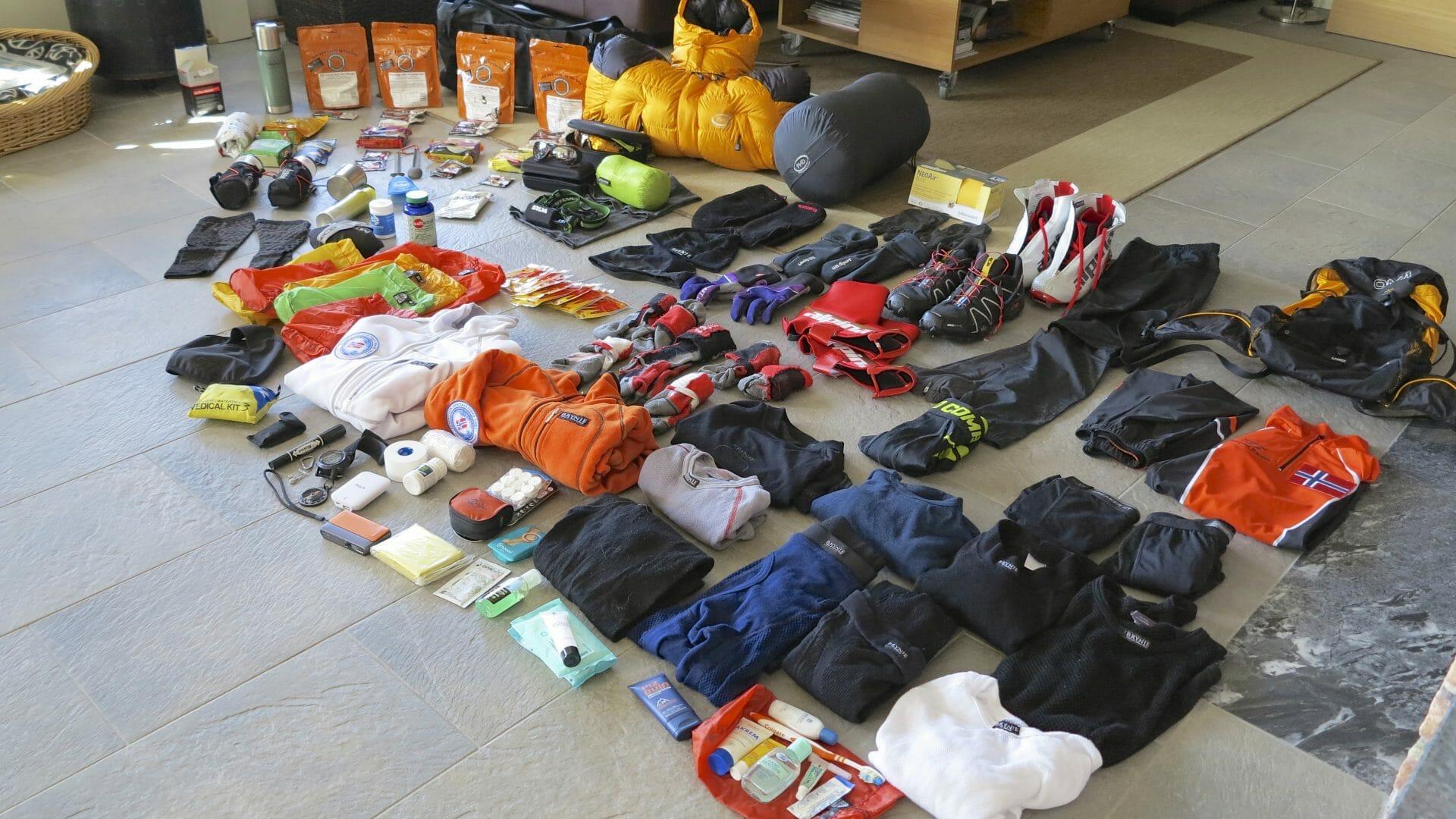 Oversikt - Arctic Circle Race