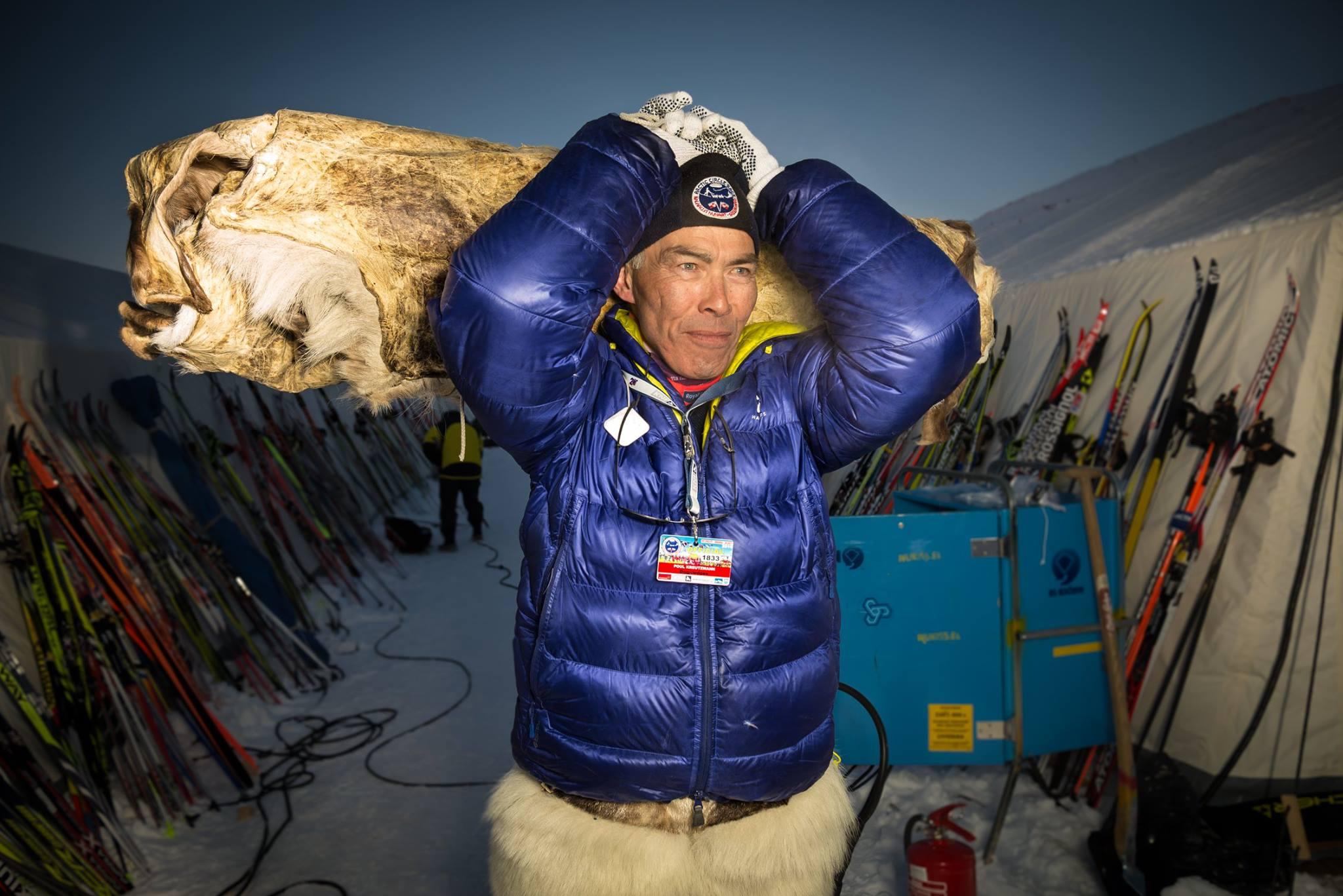 Liggeunderlag Arctic circle Race