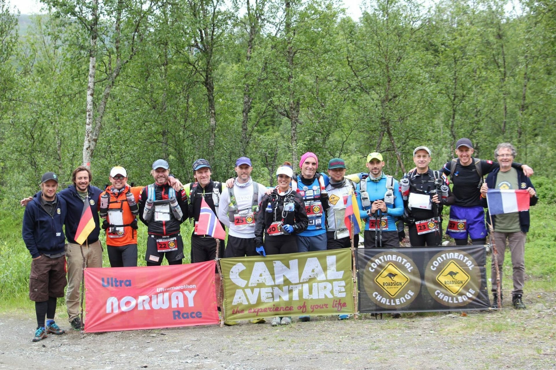 Canal-Aventure :: Ultra Norway Race‬