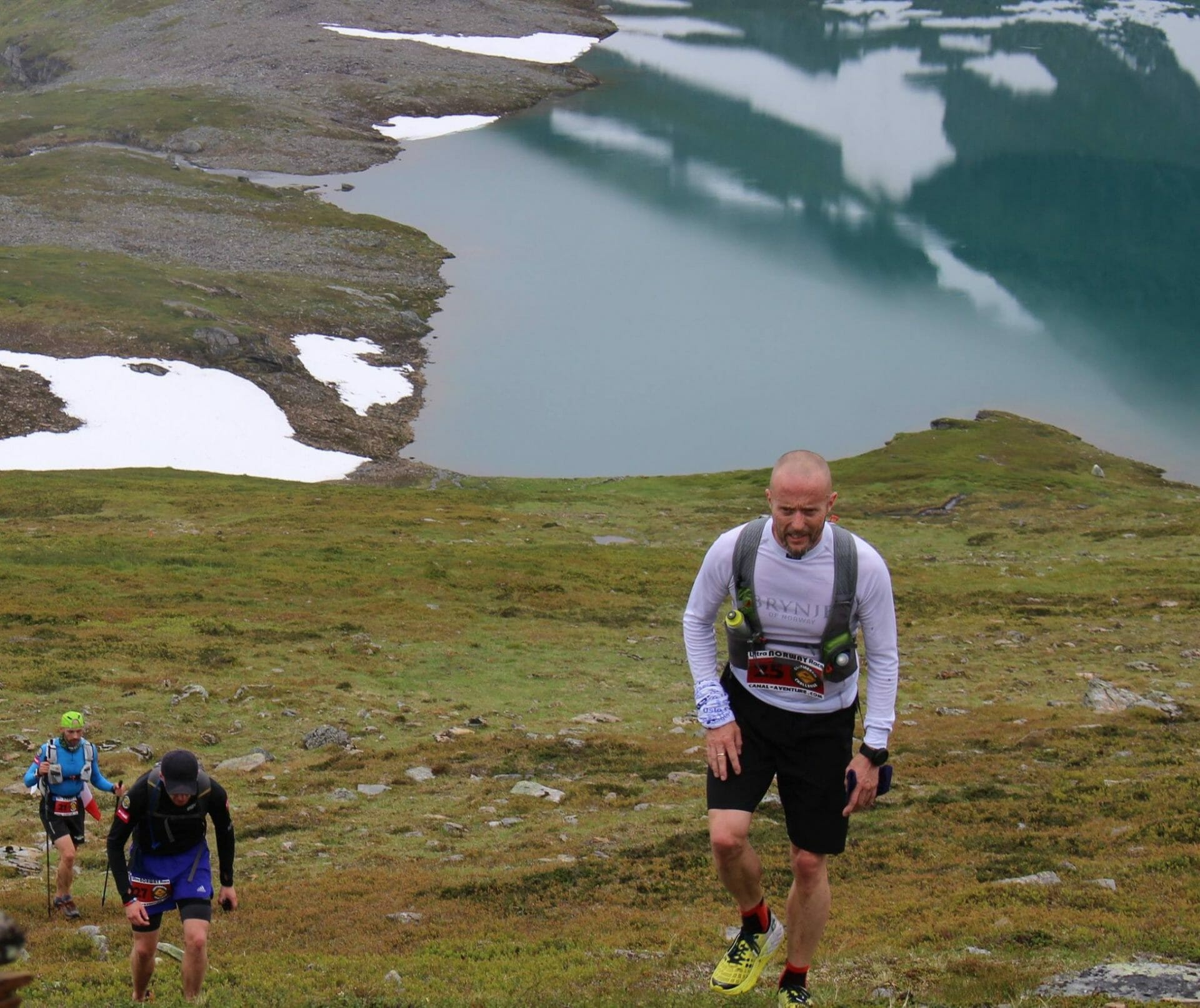 Canal-Aventure :: First stage, Ultra Norway Race