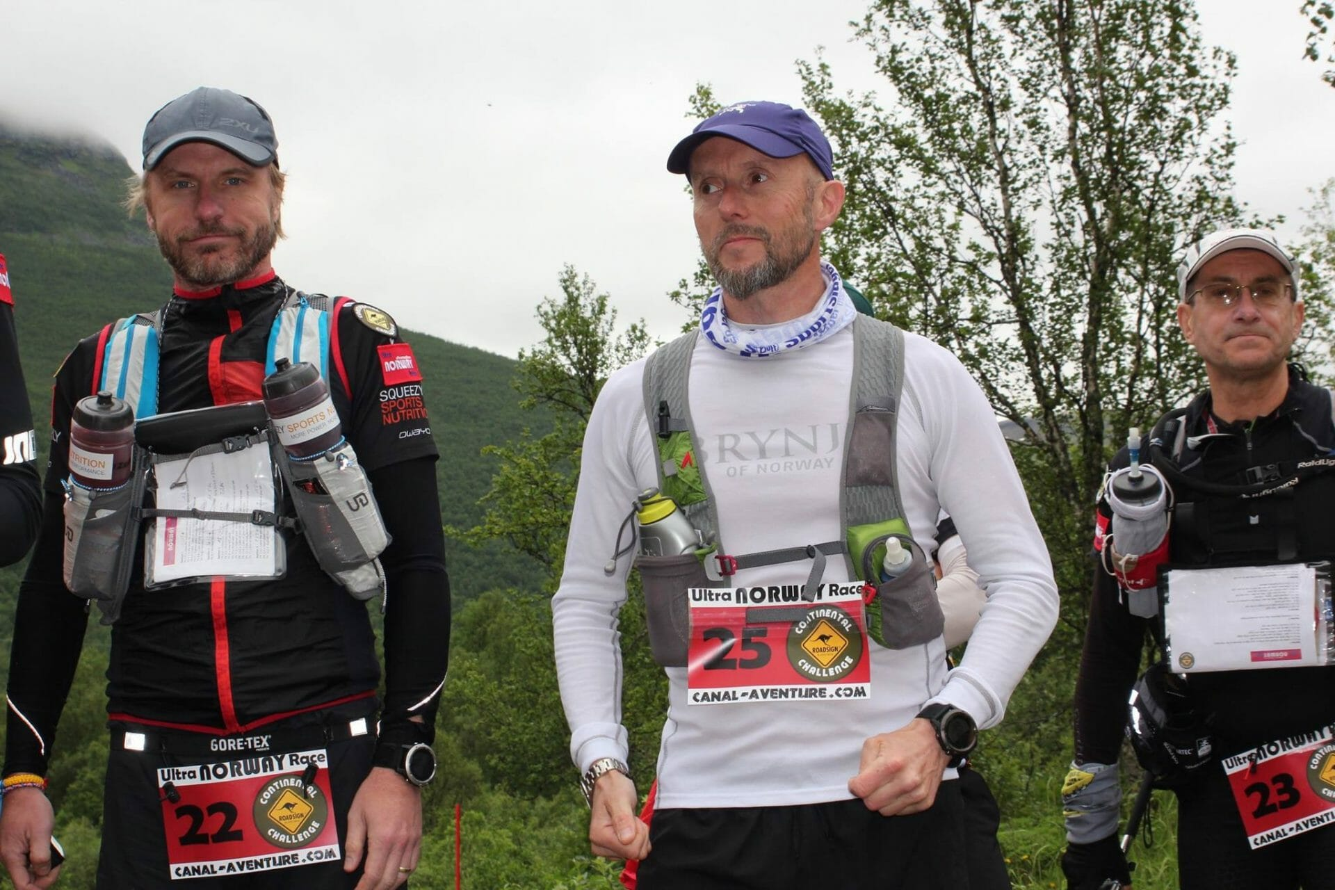 Canal-Aventure :: start, Ultra Norway Race
