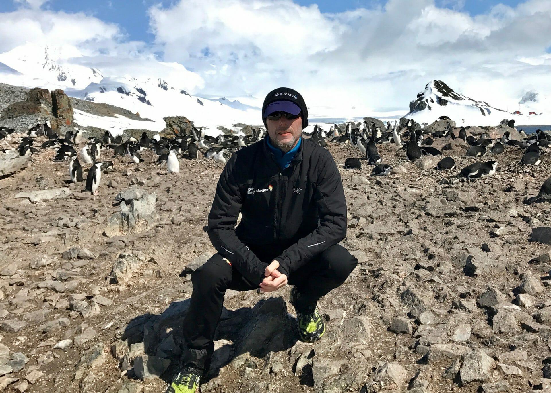 Antarktis - Arc'teryx